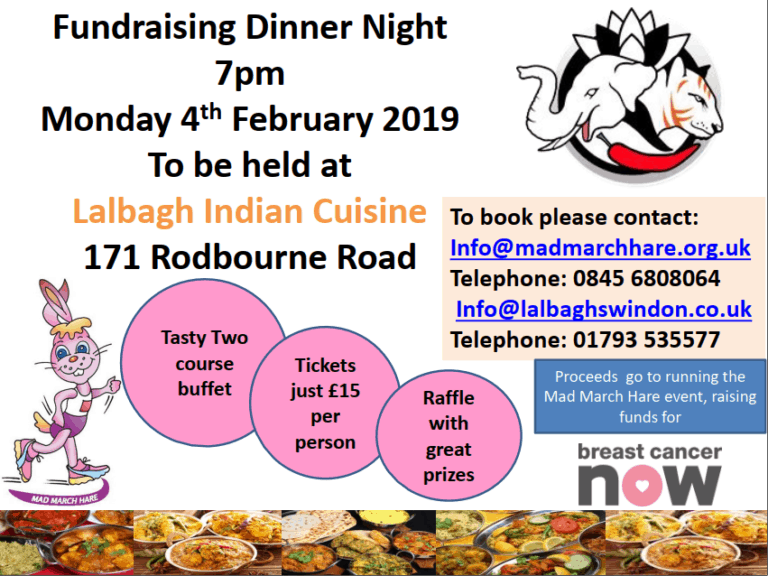 Come Join Us for a Curry in 2019