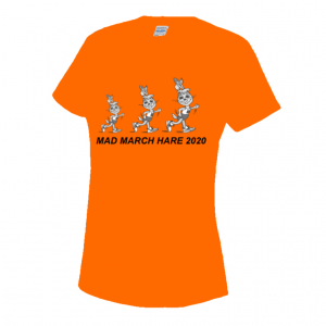 MMH Orange Ladies' T-Shirt